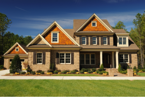 2021 Home Exterior Trends - Natural Wood